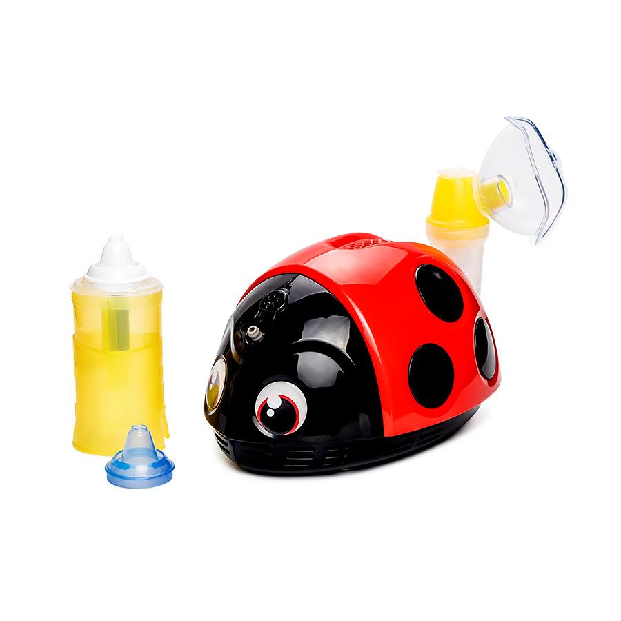 Inhalator dla dzieci Biedronka Lella