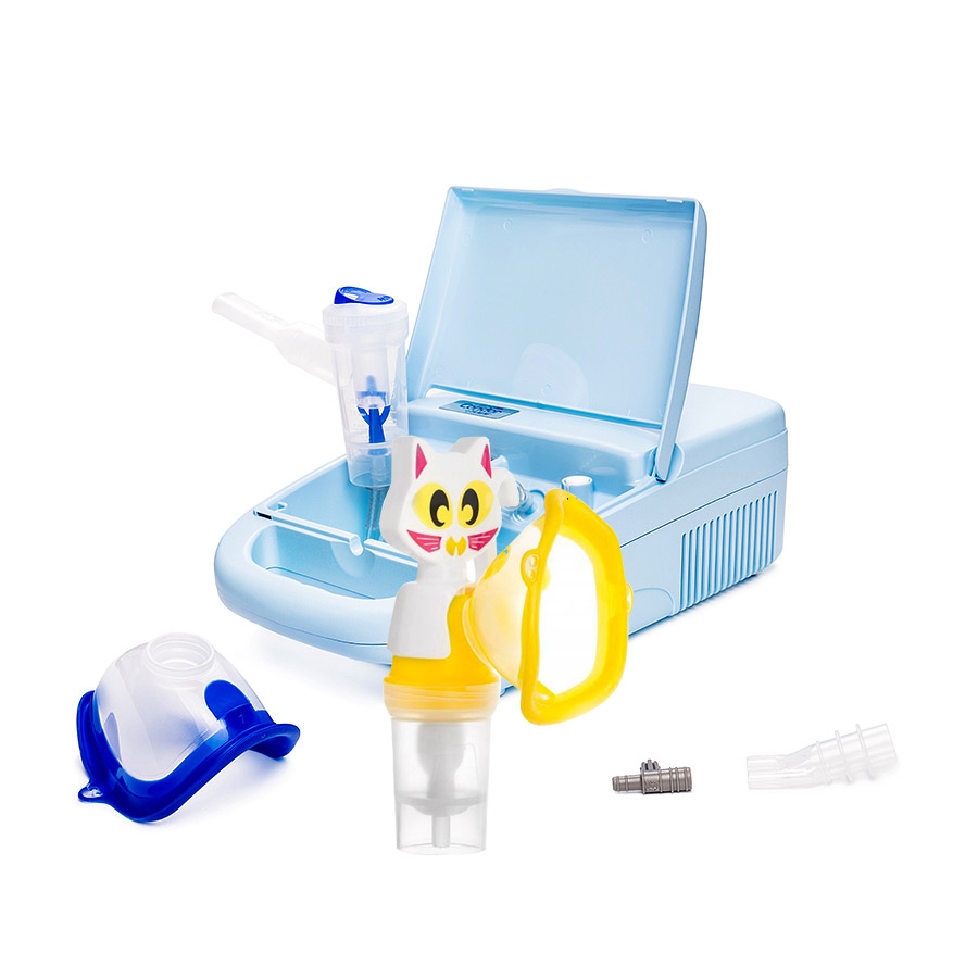 Inhalator dla dzieci CONDOR F400 (Kotek)