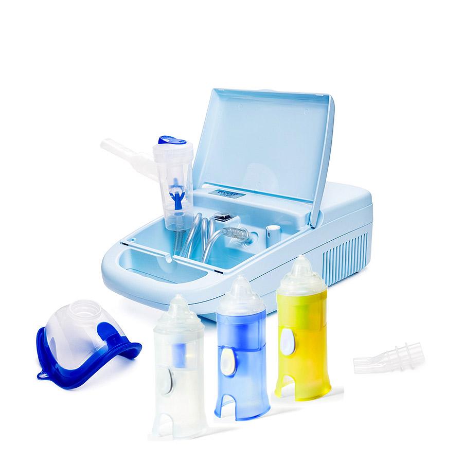 Inhalator dla dzieci CONDOR F400 RHINO CLEAR