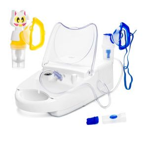 Inhalator dla dzieci ELISIR F1000 (Kotek)