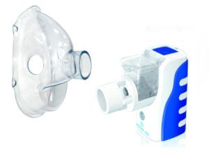 Inhalator Siateczkowy POCKETAIR2 z maską dla dzieci